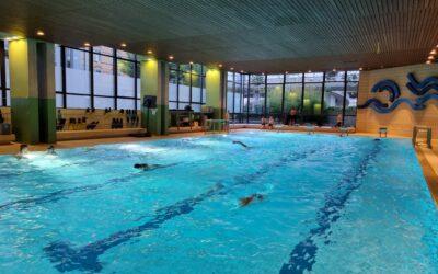Technik Kurs Schwimmen über den Winter